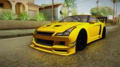 GTA 5 Annis Elegy RH8 Custom for GTA San Andreas