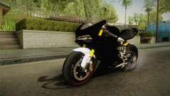 Ducati 1299 Panigale S 2016 Tricolor Black for GTA San Andreas
