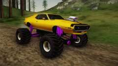 AMC Javelin AMX 401 1971 Monster Truck