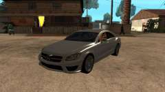 Mercedes-Benz CLS 63 AMG Armenian for GTA San Andreas