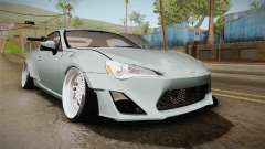 Scion FR-S RocketBunny 2013