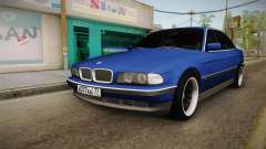 BMW 730d E38 for GTA San Andreas