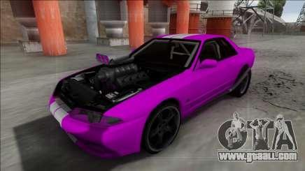 Nissan Skyline R32 Drag for GTA San Andreas
