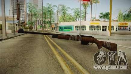 Survarium - TOZ-122 for GTA San Andreas