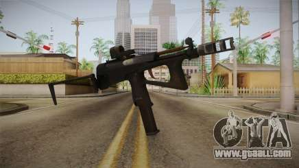 Battlefield 4 - PP-2000 for GTA San Andreas