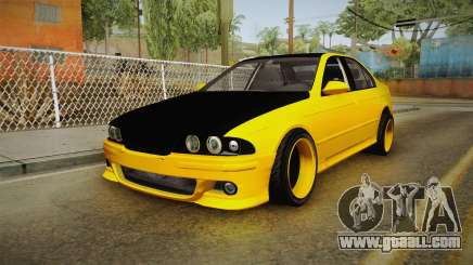 BMW M5 E39 FF4 for GTA San Andreas