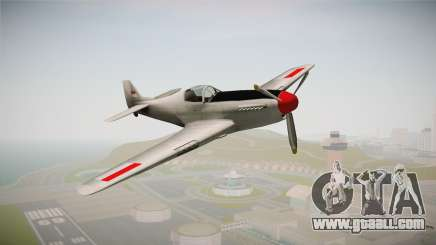 Rustler Indonesian Air Force v2 for GTA San Andreas