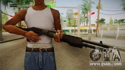 Remington 870 Army for GTA San Andreas