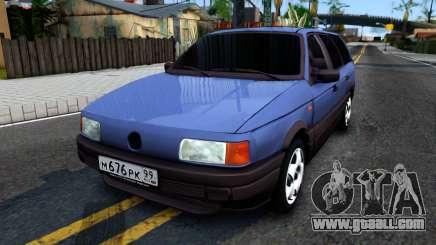 Volkswagen Passat B3 Wagon for GTA San Andreas