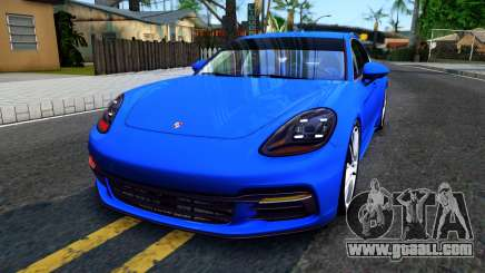 Porsche Panamera 4S 2017 v 5.0 for GTA San Andreas
