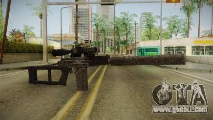 Survarium - VSK-94 Camo for GTA San Andreas