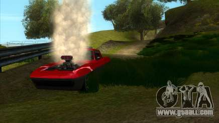 Road trip 2.0 for GTA San Andreas