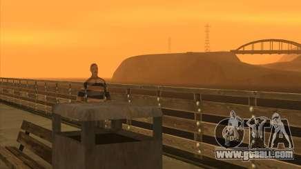 The Ghost Of T-Bone Mendez for GTA San Andreas