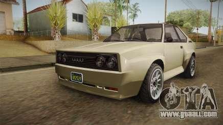 GTA 5 Obey Omnis Normal IVF for GTA San Andreas