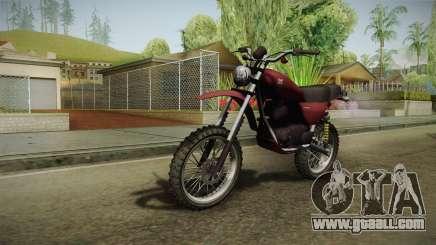 GTA 5 Dinka Enduro for GTA San Andreas
