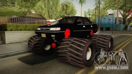 Subaru Legacy 1992 Monster Truck for GTA San Andreas