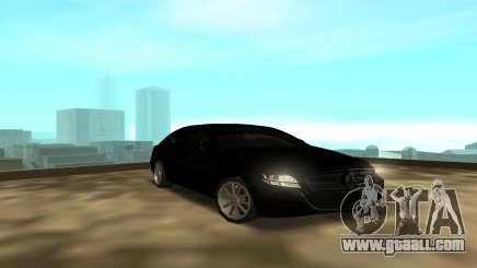 Mercedes C 63 for GTA San Andreas