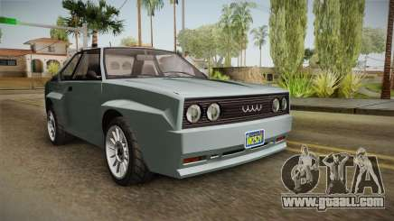 GTA 5 Obey Omnis Normal for GTA San Andreas