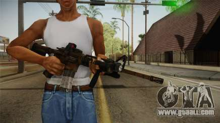 Tactical M4 for GTA San Andreas