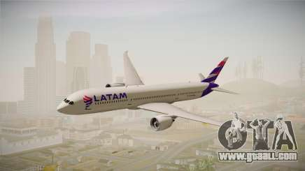 Boeing 787 LATAM for GTA San Andreas