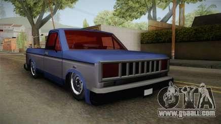 Bobcat Stance v1 for GTA San Andreas
