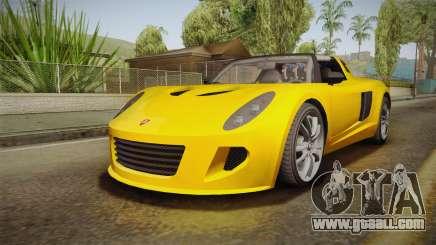GTA 5 Coil Rocket Voltic for GTA San Andreas