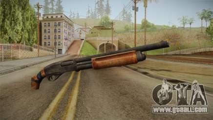 Survarium - Remington 870 for GTA San Andreas