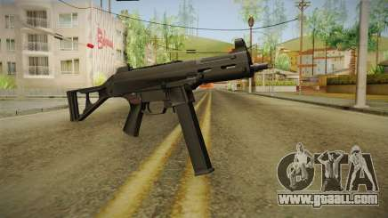MP-5 v2 for GTA San Andreas