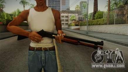 Remington 870 Wood for GTA San Andreas