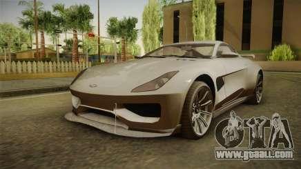 GTA 5 Dewbauchee Specter IVF for GTA San Andreas