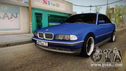 BMW 730d E38 for GTA San Andreas