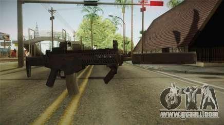 Battlefield 4 - AR-160 for GTA San Andreas