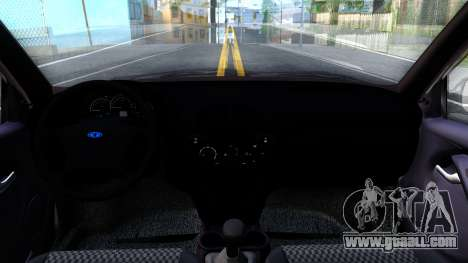VAZ Kalina 2119 for GTA San Andreas inner view
