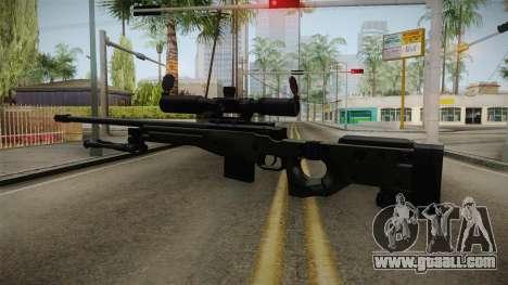 AWM for GTA San Andreas second screenshot