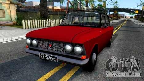 AZLK-408 for GTA San Andreas