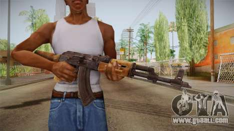 Survarium - AKMN for GTA San Andreas third screenshot