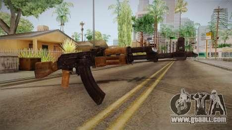 Survarium - AKMN for GTA San Andreas