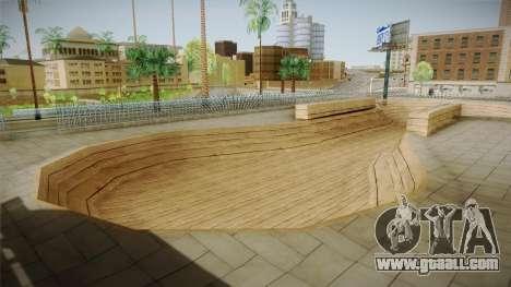 Glenpark7 Lae for GTA San Andreas forth screenshot