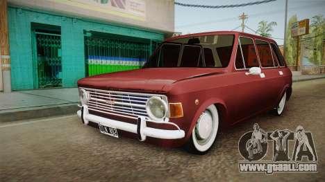 Fiat 128 Rural for GTA San Andreas