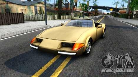 VC Stinger for GTA San Andreas