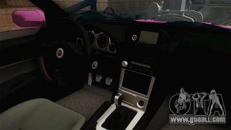 Nissan Skyline R34 Monster 1999 for GTA San Andreas inner view