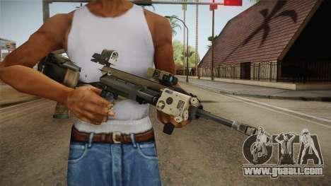 Battlefield 4 - Steyr AUG for GTA San Andreas third screenshot
