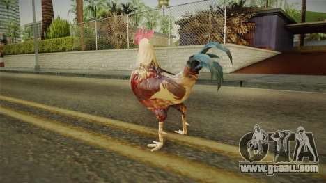 Rooster Galo for GTA San Andreas second screenshot