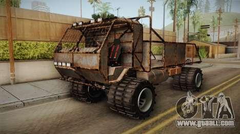 GTA 5 MTL Wastelander IVF for GTA San Andreas right view