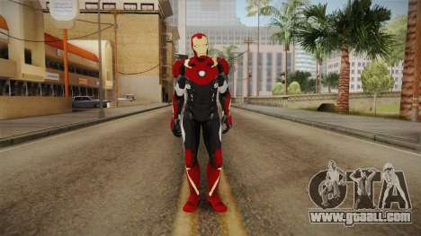 Spider-Man Homecoming - Iron Man MK47 for GTA San Andreas second screenshot