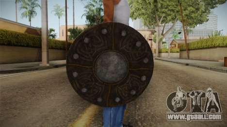 The Elder Scrolls V: Skyrim - Hide Shield for GTA San Andreas