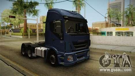 Iveco Stralis Hi-Way 560 E6 6x4 v3.2 for GTA San Andreas