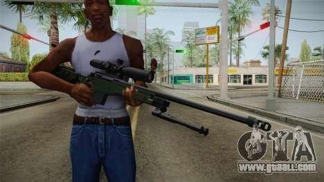 AWM for GTA San Andreas third screenshot