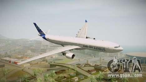 Airbus A330-300 F-WWKA for GTA San Andreas