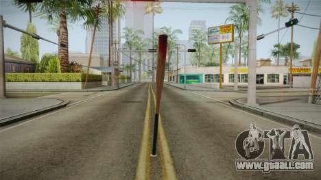 Baseball Bat for GTA San Andreas second screenshot